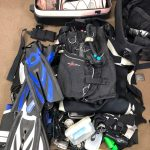 TUSAのレギュレーター、ダイブコンピューター、BCジャケット、その他をお買取しました