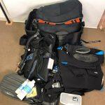 SASのレギュレーター、BCジャケット、その他をお買取しました