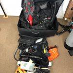 SASのレギュレーター・BCジャケット、SUUNTOのダイブコンピューター、その他をお買取しました