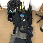 SASのレギュレーター・BCジャケット、Bismのダイブコンピューター、その他をお買取しました
